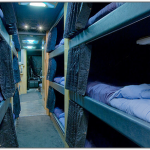 Tour Bus Bunk